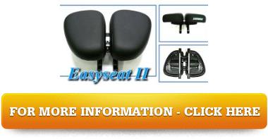 Hobson Easyseat II Saddle with Adjusting Width